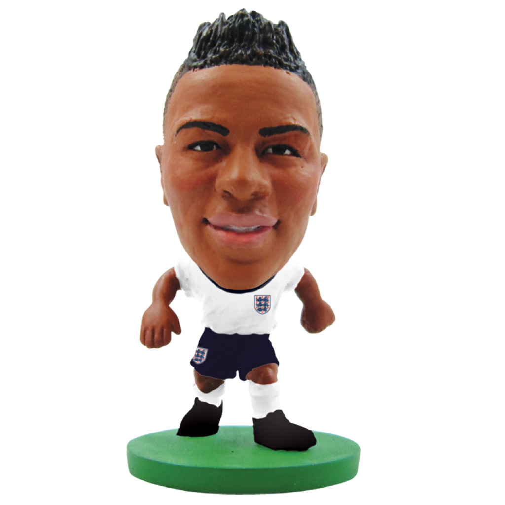 Official English National Team Figures/Raheem Sterling
