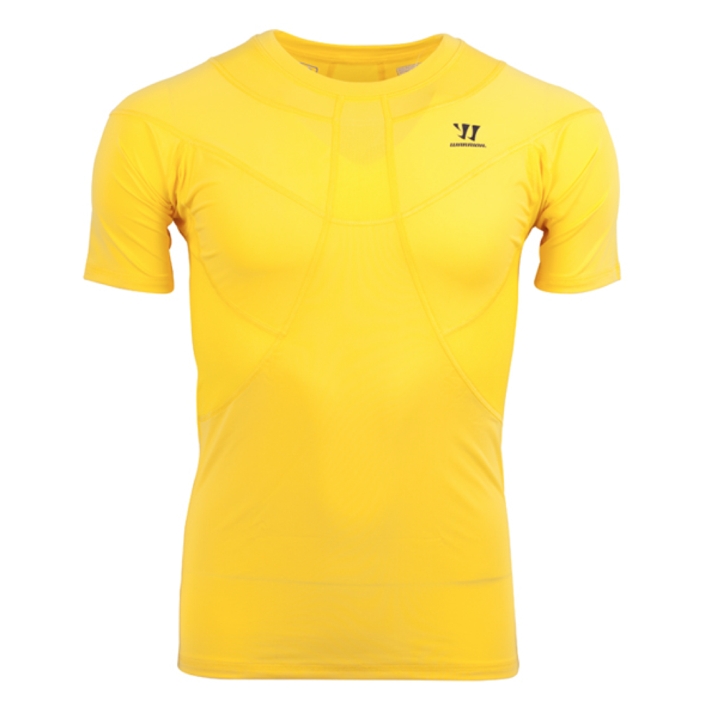 Warrior Short Sleeve Compression Top Base Layer