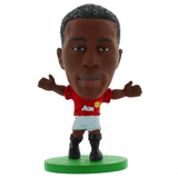 Official Manchester United Archive Figure/Wilfried Zaha - 2014 Home Kit