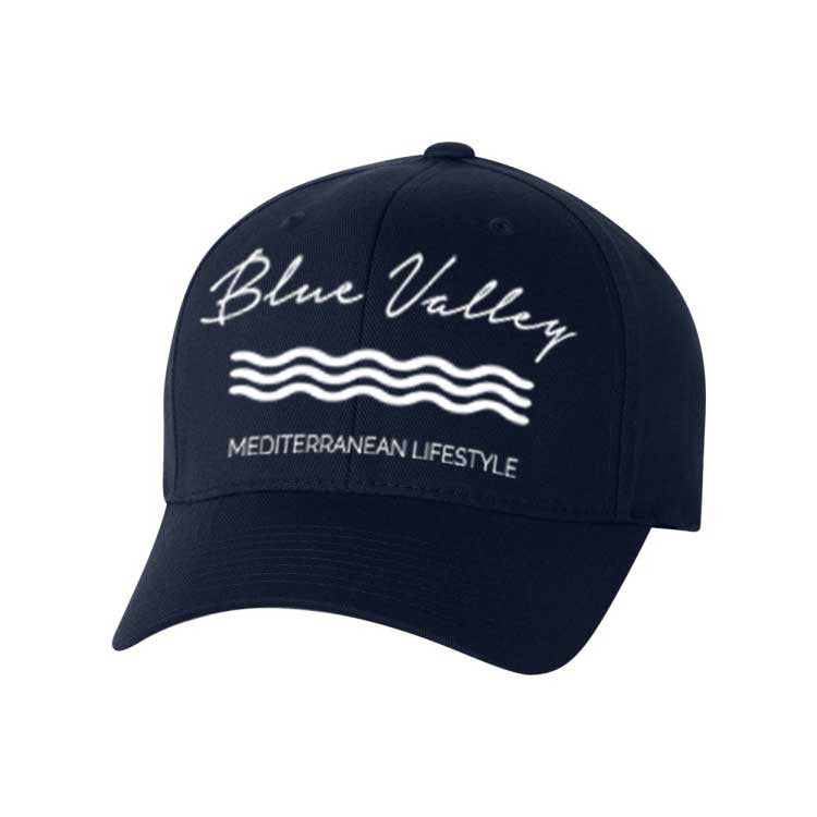 Blue Valley Wave Cap