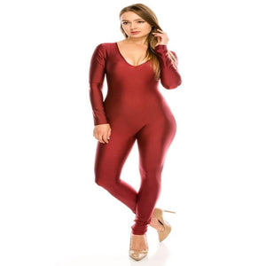 Carmen V Neck Jumpsuit