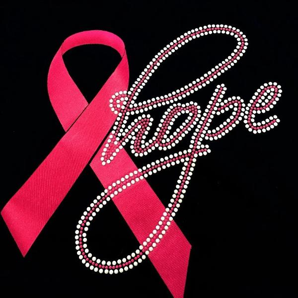 Hope with Ribbon
