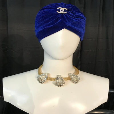 Solid Color Turban