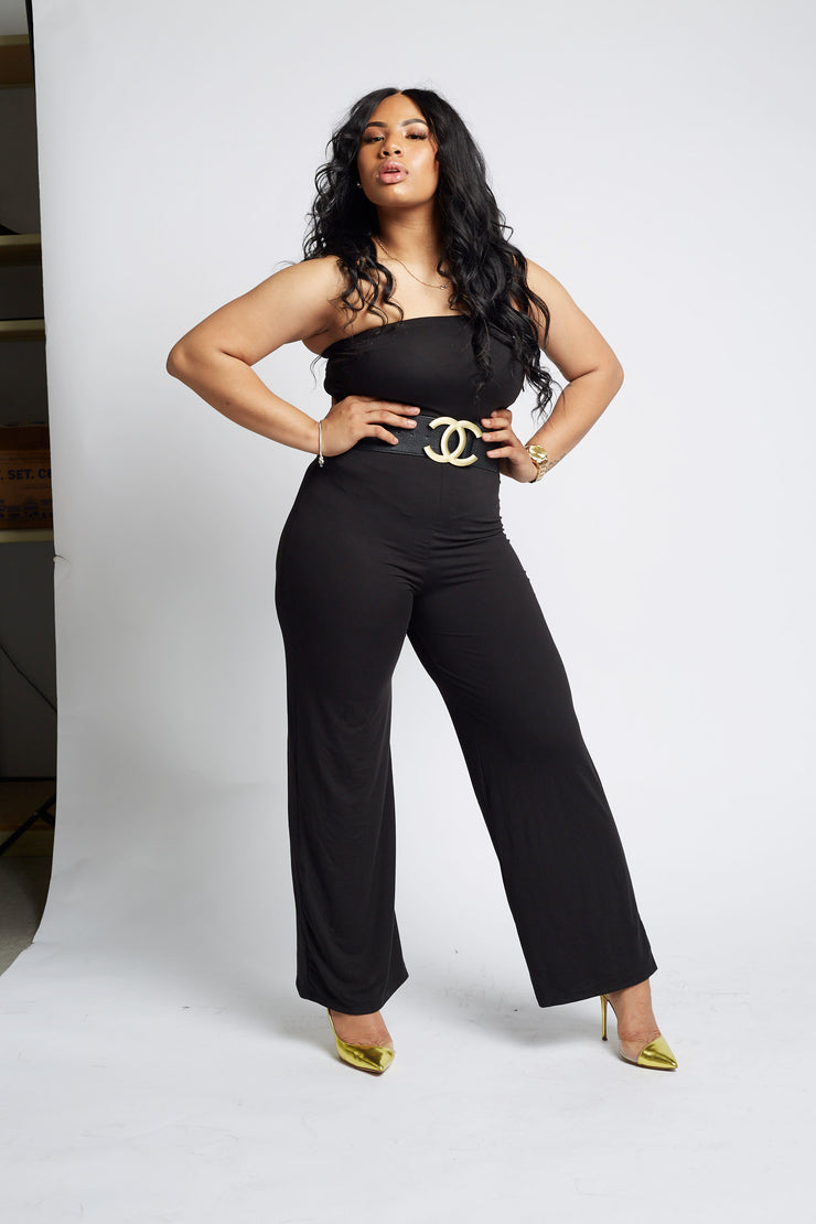 Selena Tube Jumpsuit