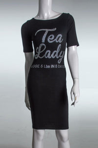 TEA LADY BODY CON DRESS