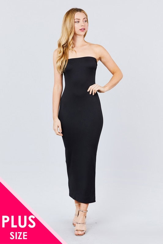 Tube Fitted Dress