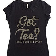 GOT TEA? LOSE 5 POUNDS IN 5 DAYS