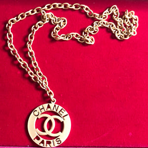 CC Paris Necklace