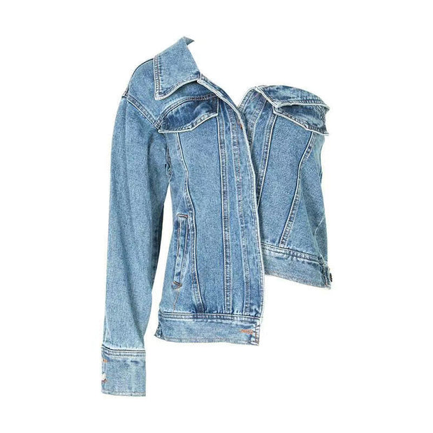 One-Of-A-Kind Denim Jacket
