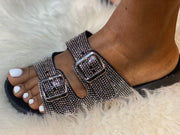 Bling Is My Thing Slides Black