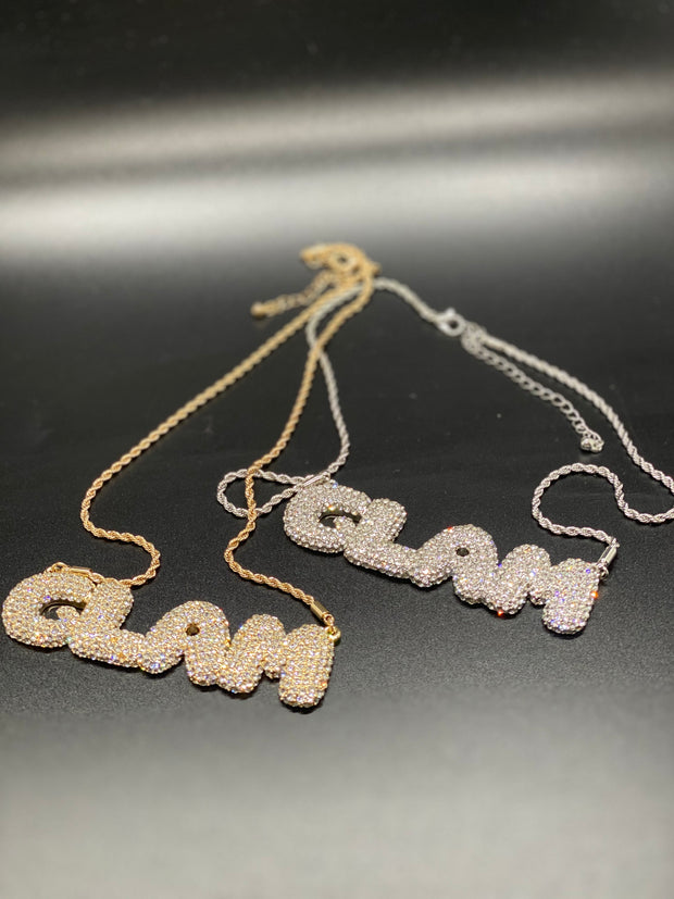Glam Bling Necklace