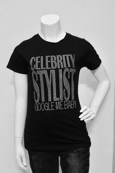 Celebrity Stylist Bling Tee