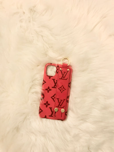Phone Case with KeyChain ring