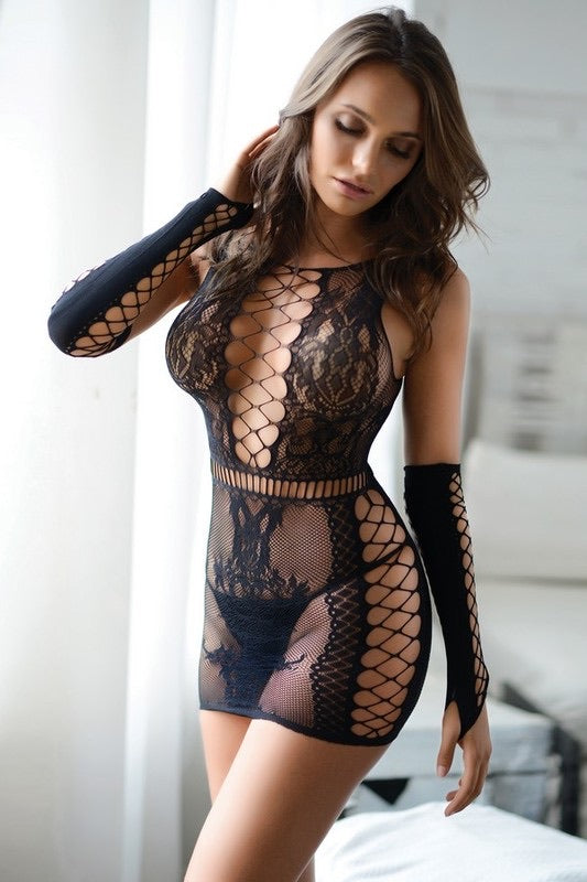 Cross Up Lingerie
