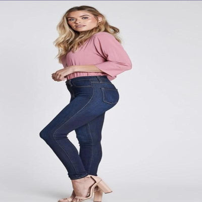 Super Stretch High Waist Jeans