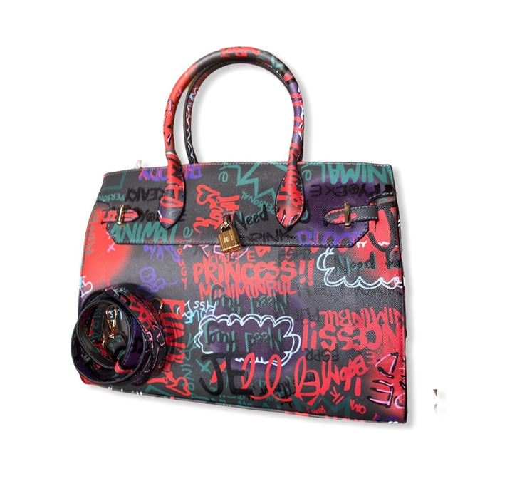 Graffiti Bag Large