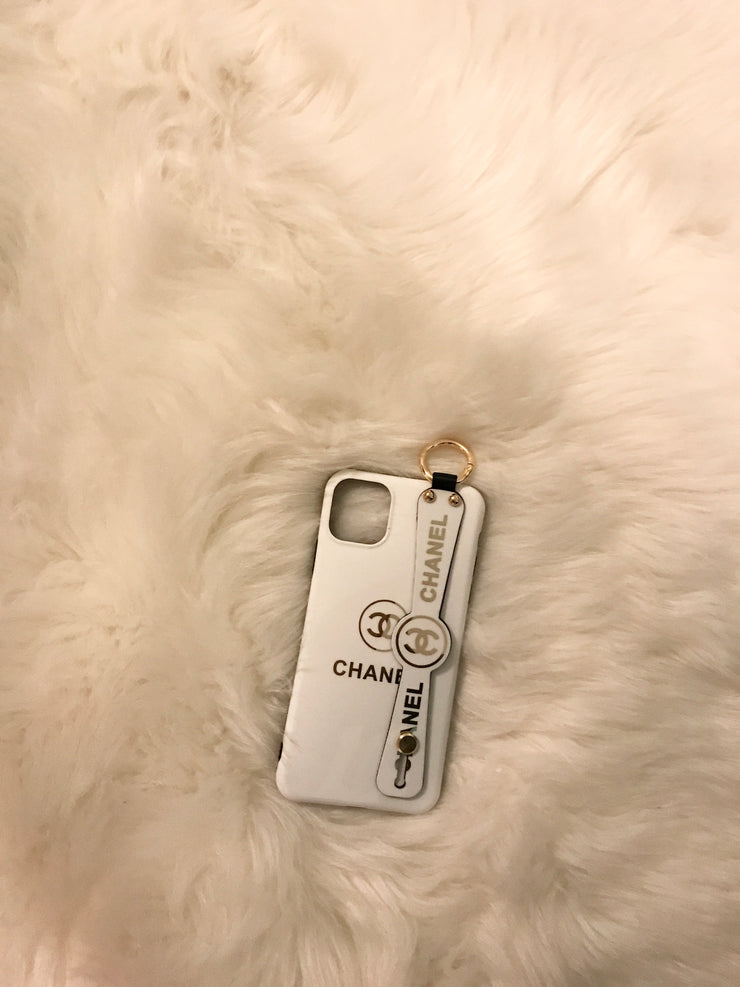 Phone Case with Round Key holder
