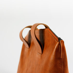 EVERYDAY LEATHER TOTE
