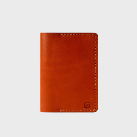 SLIM WALLET with a coin pocket