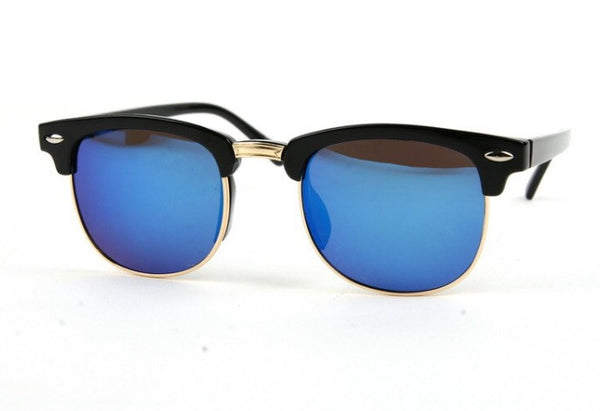 Children's Clubmaster Sunglasses - Blue
