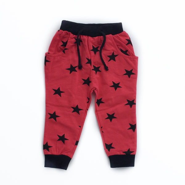 Star harem pants