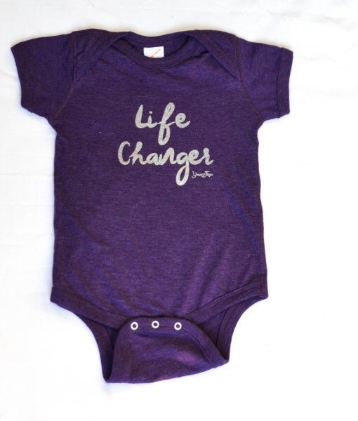 Life Changer Onesie - Purple