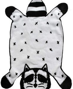 Dribble Drooler Burp Cloth - Rocco
