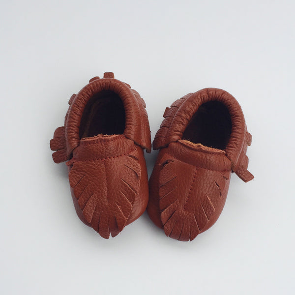 Peter Pan moccasins