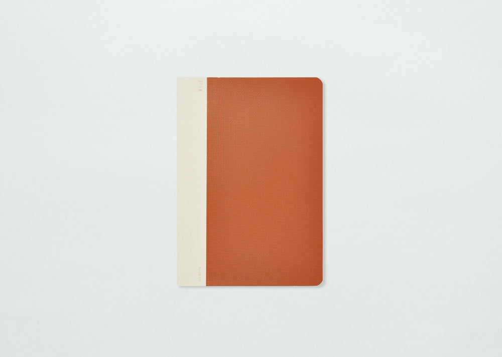 Notebook (Red & Pink) by Papier Labo
