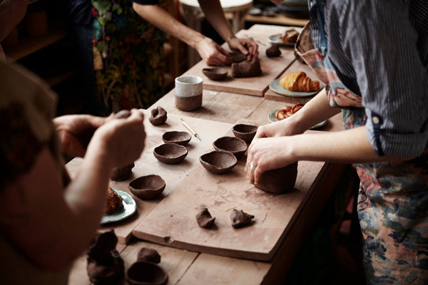 KANA Tableware Explorer: 2 week course, 3rd & 10th December