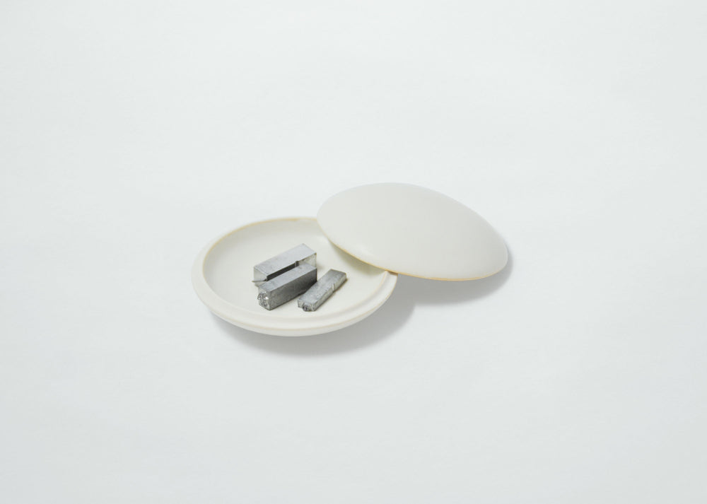 Round Ceramic Case by Papier Labo