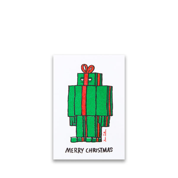 Christmas Card by Jean Jullien
