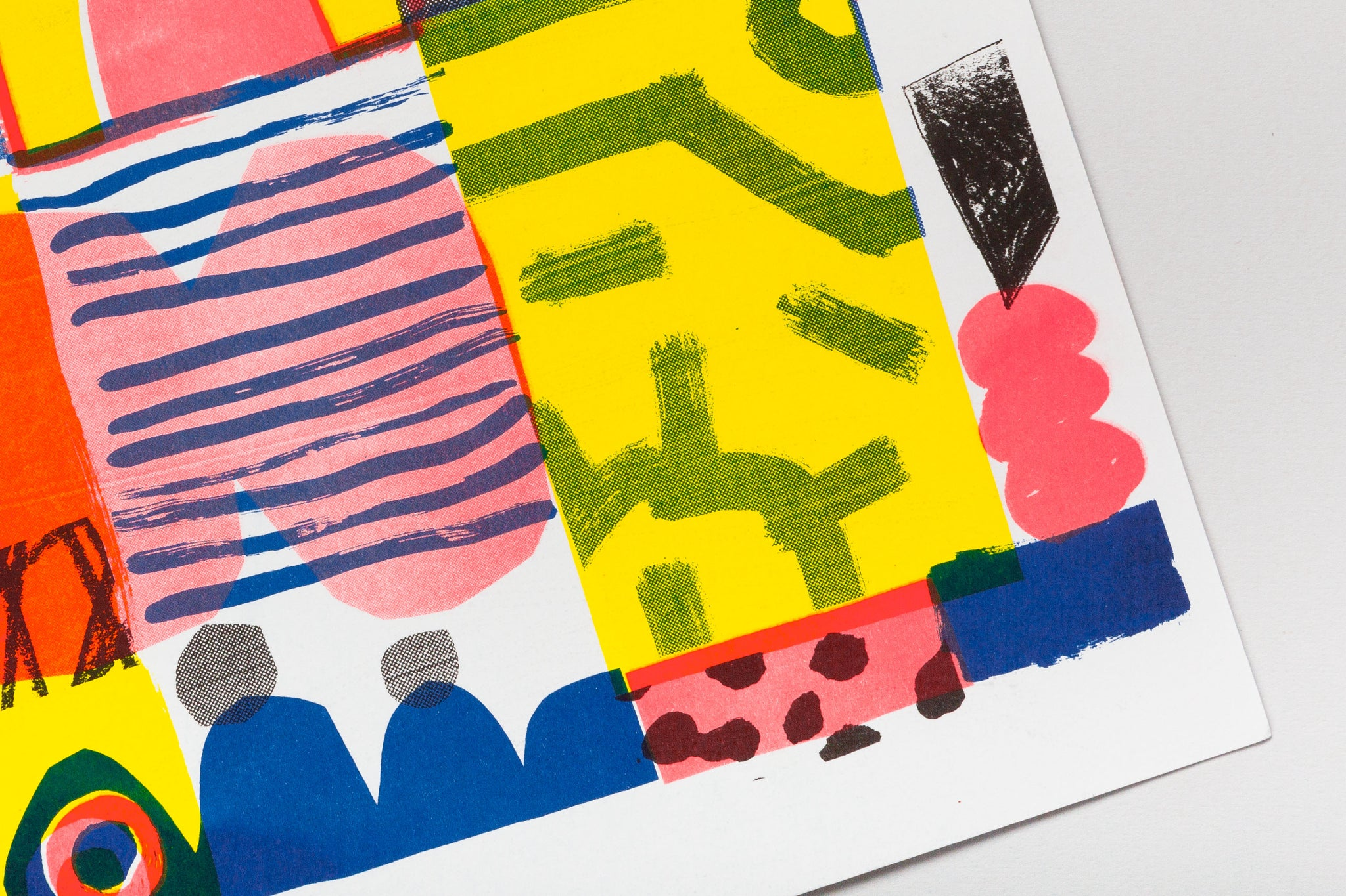 A3 Risograph Artists Prints