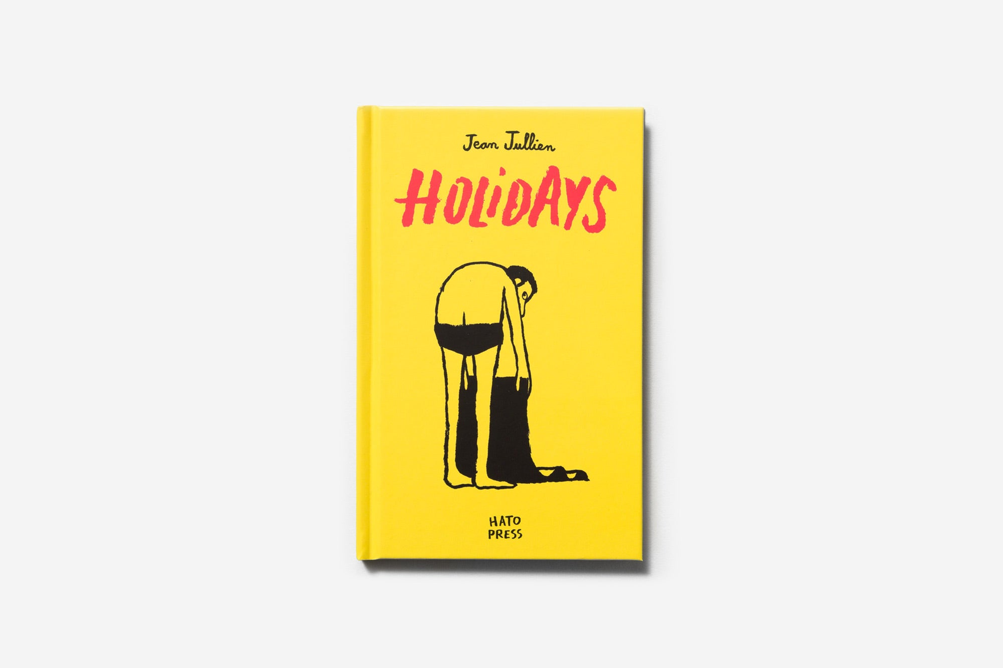 Holidays by Jean Jullien