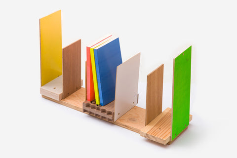 Book Shelf by MM x Hato Press