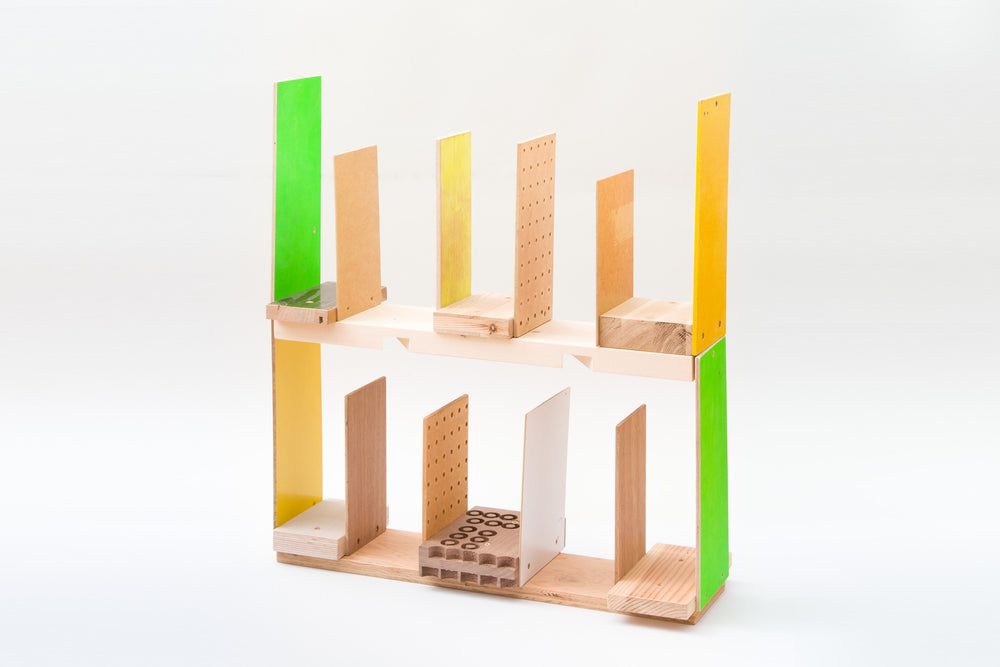 Michael Marriott x Hato - Book Shelf