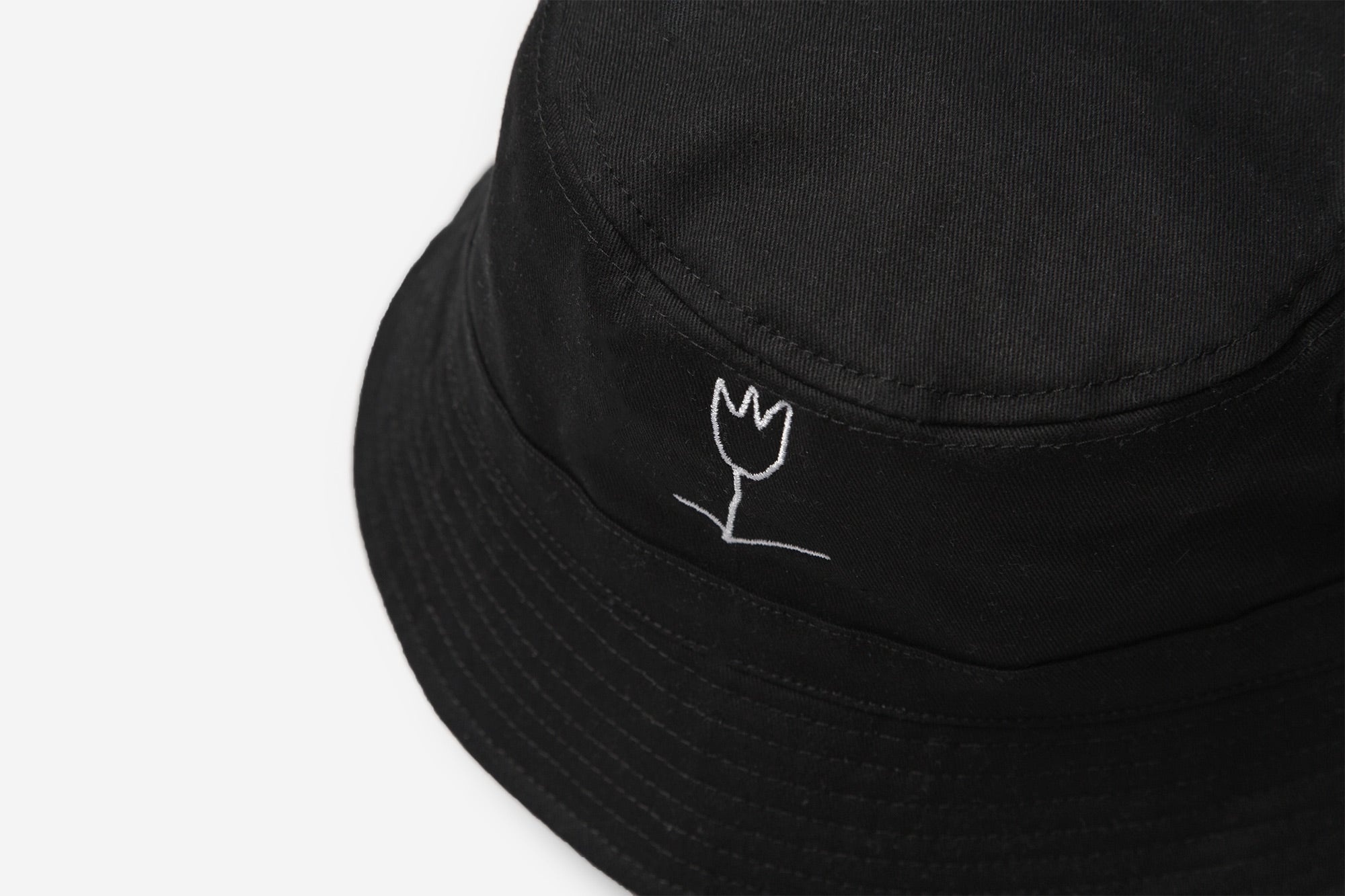 HIMAA Flower Bucket Hat