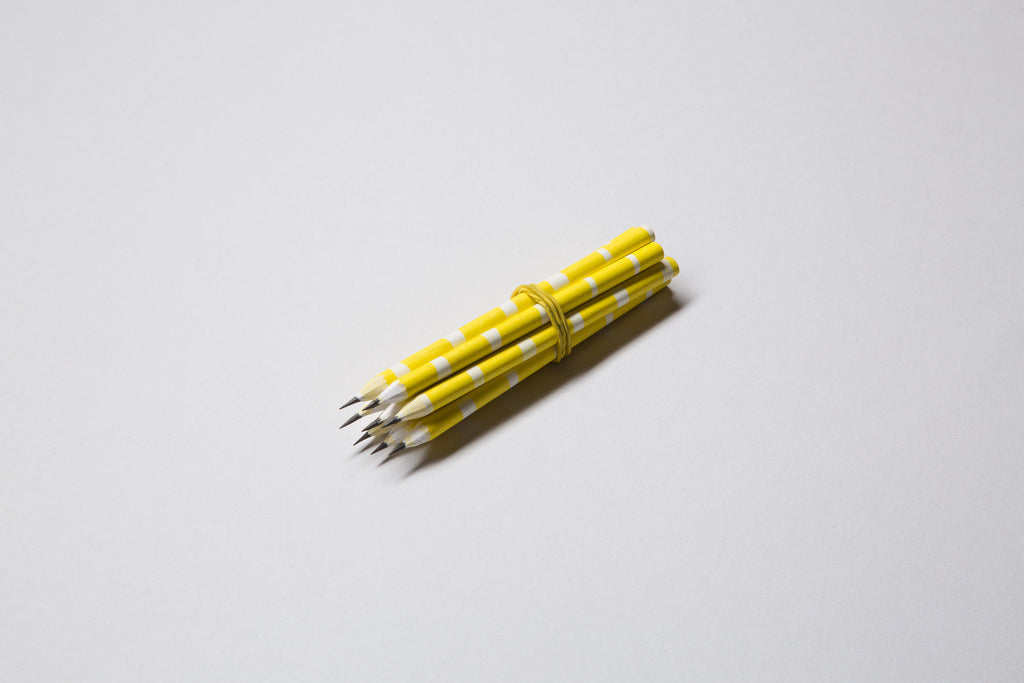 Recycled Pencils (Kiiro)