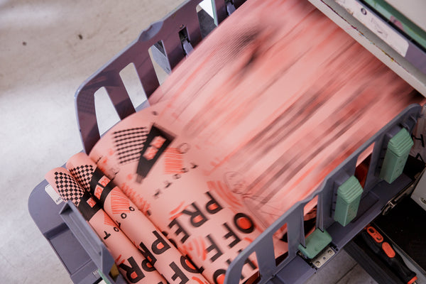 Two-colour Risograph Image Making Workshop (A3 Print) with Hato Press: Wednesday 21st August 19.00 — 21.30