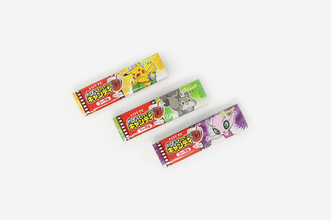 Lotte Pokemon Chewy Cola Candy