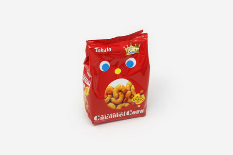 Tohato Caramel Corn Snacks