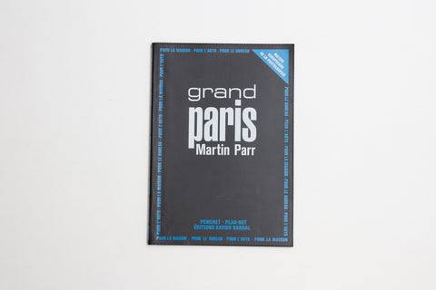 Grand Paris by Martin Parr [Signed]