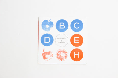 Abcdefruit & Vegetables by Hato Press