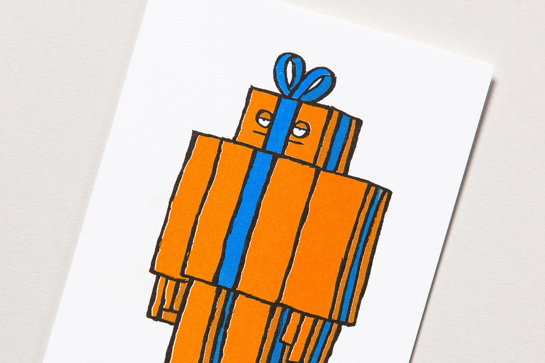 Birthday Card by Jean Jullien