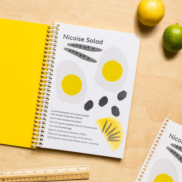 Risograph Recipe Print & Cookbook Workshop with Hato Press: Saturday 19th August 12.00 – 15.00