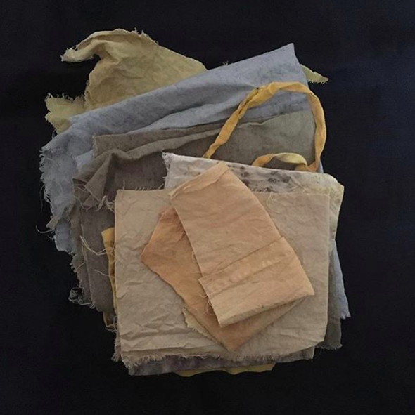 An Introduction to Natural Dyes with SALT Textiles: Tuesday 5th November, 7-9pm
