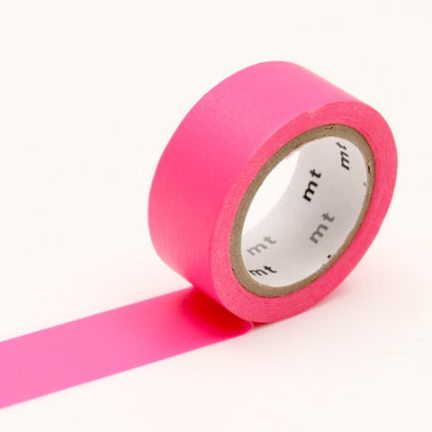 Fluorescent Washi Tape