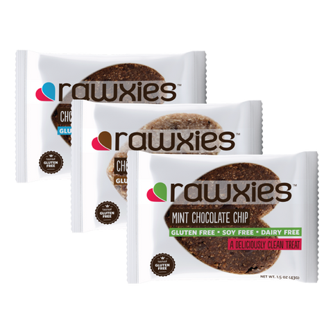 Chocolate Lovers Variety Pack - Rawxies