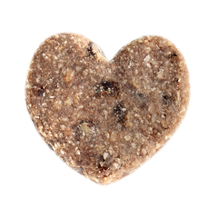 Chocolate Chip Cookie Dough Heart Bar - Rawxies - 4
