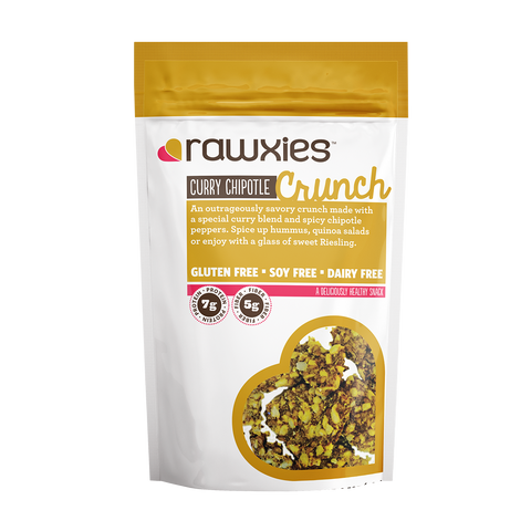 Rawxies Crunch: Chili Lime